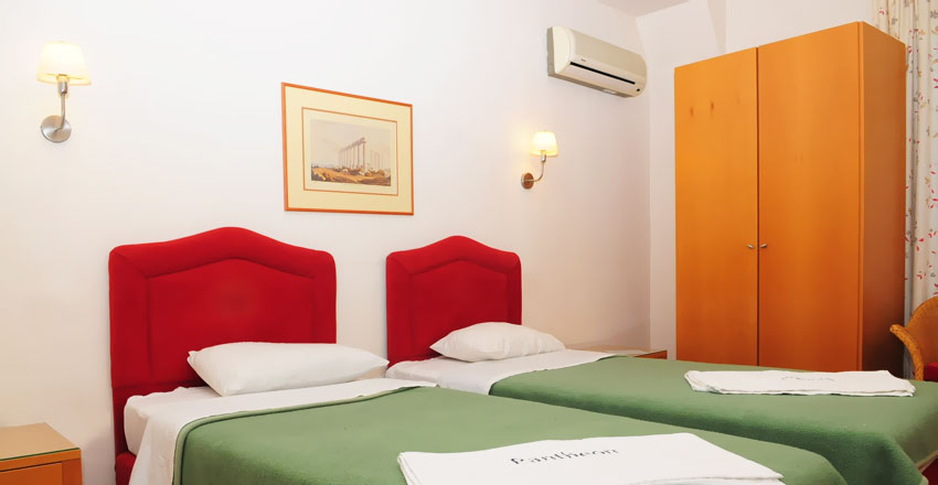 Hotel Pantheon - Markopoulo, Attica, Greece